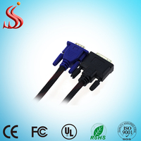 Wholesale High quality DVI to VGA cable best buy