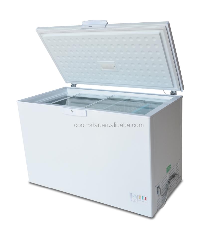 350l 12 Cubic Feet Horizontal Freezer