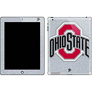 Ohio State University iPad 2 Skin - OSU Ohio State Logo Vinyl Decal Skin For Your iPad 2