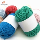 China wholesale high quality crochet 100% cotton yarn for hand knitting