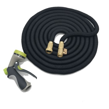 Amazon hot item never kink expandable garden hose watering flower pet washing car washing equipment