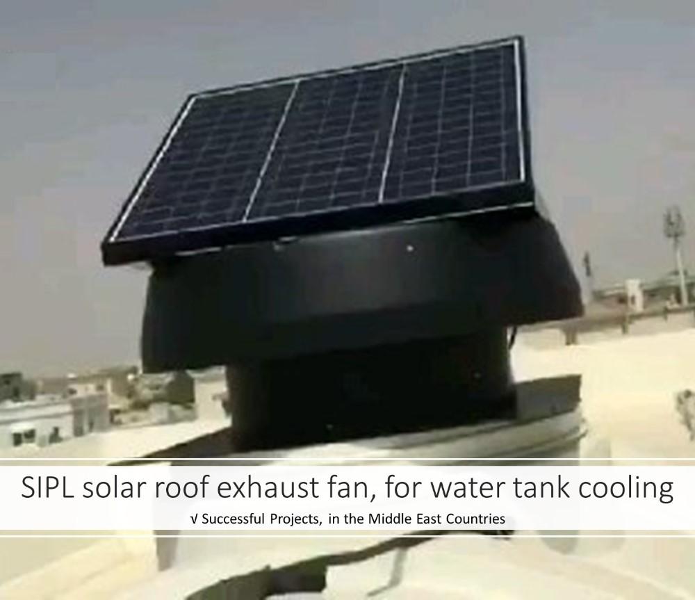 Vent Tools Sunny Solar Attic Ventilation Fan Ac Dc Power