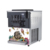 Commercial Floor Standing Three Flavors Soft Serve Ice Cream Machine for Sale