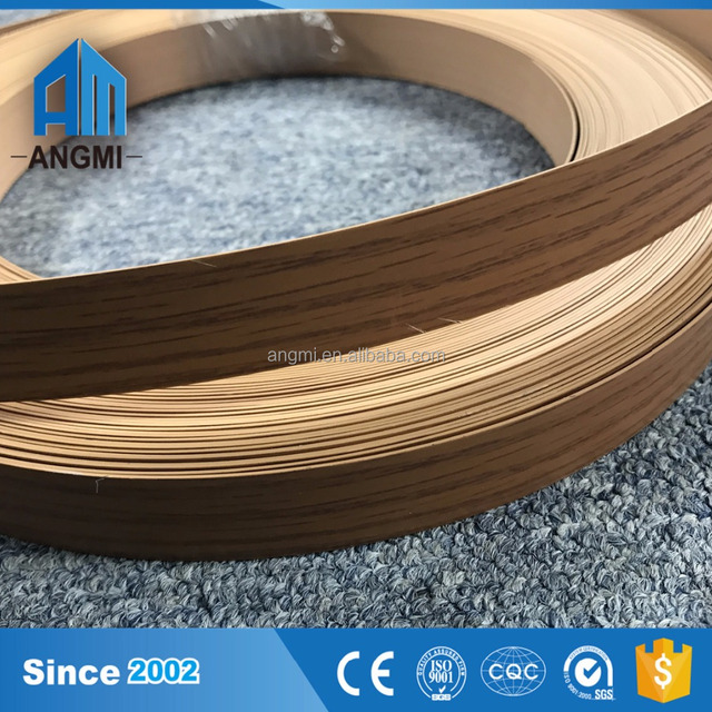 High Quality Factory Melamine Board Pvc Edge Banding Aluminum Outside Corner Trim Furniture