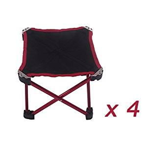 XD-205-R Camping chair Empty inventory! Zero profit selling Portable Folding Outdoors Chair For Camping Fishing XD-205-R wholesale