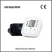 Personal Health Best Blood Pressure Monitor Reviews automatic sphygmomanometer