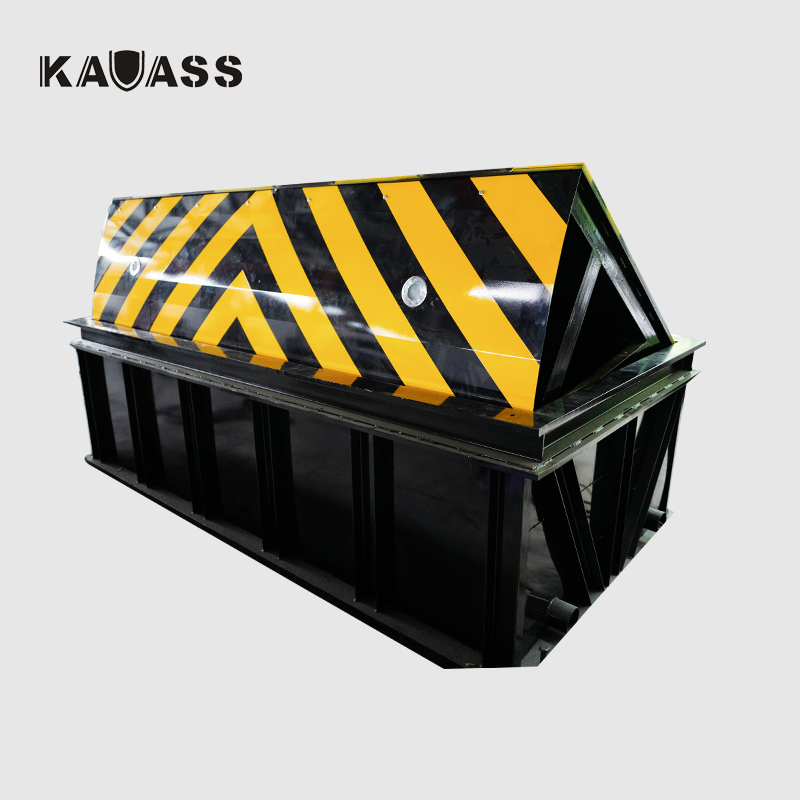 High Security PSA 68 Anti terrorist Factory Price Automatic Portable Hydraulic Road Blocker System For Vehicle Access Control