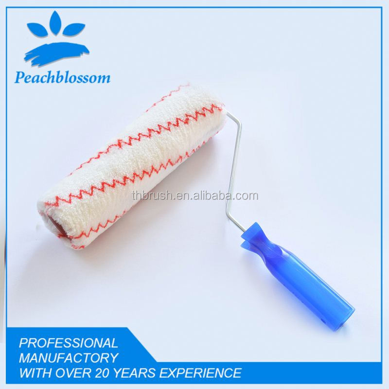 2017 Industrial Paint Roller Brush Painting Tools Plastic Handle