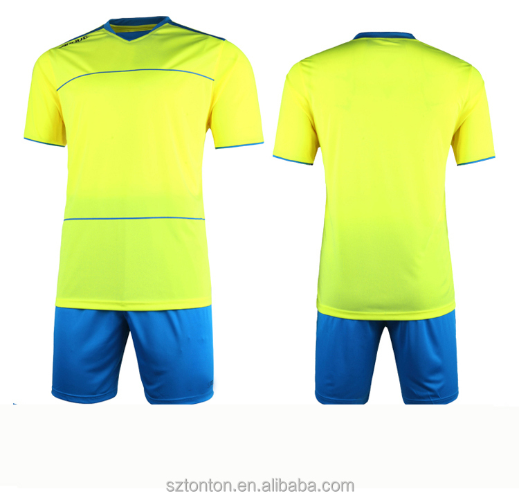 2017 wholesale custom soccer jersey uniform
