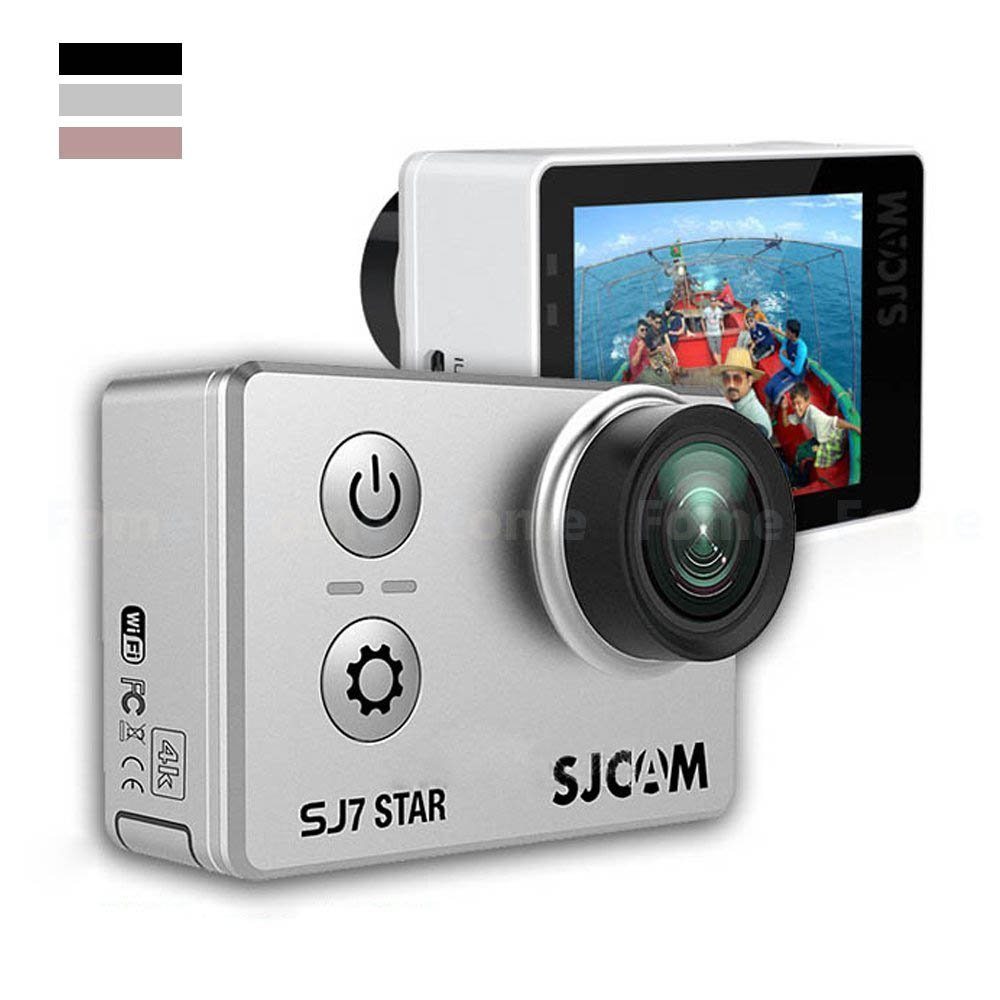 Get Quotations Action CameraiDeep SJ7 STAR 4K Wifi Sports Camera 20 Inch Touch Screen