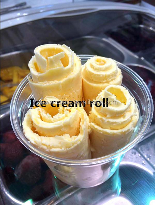 Fry roll ice cream ice cream making machinehard ice cream machine fry roll ice cream ice cream making machinehard ice cream machine ccuart Images