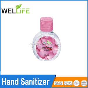 OEM Hotel Disposable Waterless Hand Sanitizer (Aloe/Peach/Original)