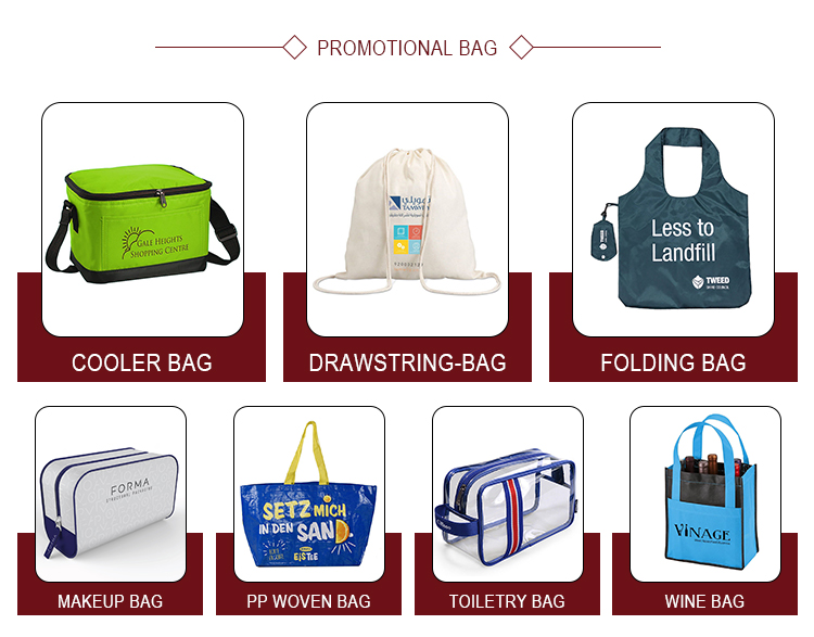 embroidery logo organic cotton shopping bags, promotional recycled cotton gifts tote handbags with zipper