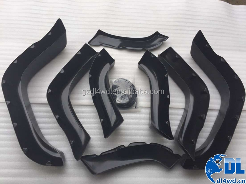 Auot parts wheel drive part 4x4 car wheel arch fender for Jeep Cherokee XJ