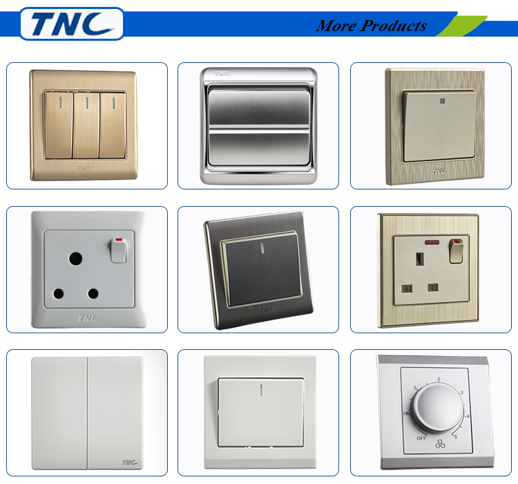 Aluminum Wire Drawing 16A Electrical Wall Switch Prices, View ...