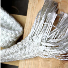 Professional Heat Resistant Fiberglass Knitted Sleeving for Cable protection