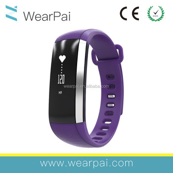 Fashion smart heart rate bracelet 2014 fuel band bluetooth band watch sport