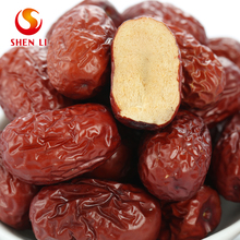 Roasted Dried Chinese Red Dates organic food