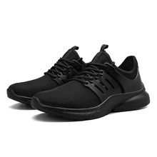wholesale Lightweight Breathable PU shoes men casual sneakers