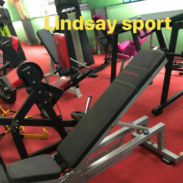 Fitness Hammer Strength Supper ,gym body building equipment,impulse gym equipment  /LS-H39 Adjustable rack