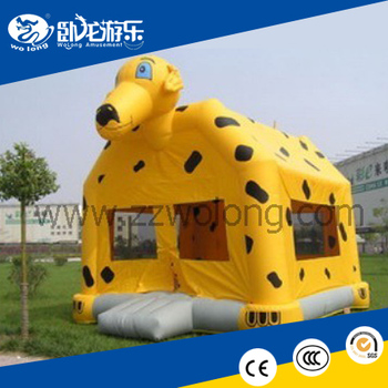 Backyard Party Rentals Equipment Inflatable Bounce For Leisure