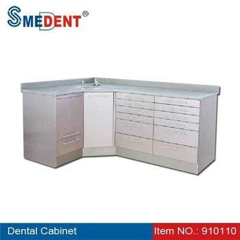 Dental Clinic Furniture Dental Cabinet Shape10# - Buy Dental ...