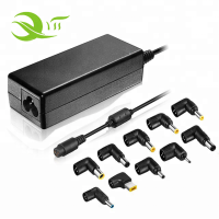 AC DC 15V-20V Adapter 70W automatical universal laptop charger adapter with 8 dc connectors