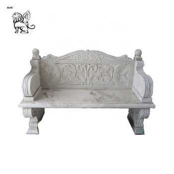 Peachy Landscaping Luxury Garden Stone Bench With Back Customized Outdoor Polished White Marble Bench Seat Mbl 027 Buy White Marble Garden Bench White Frankydiablos Diy Chair Ideas Frankydiabloscom