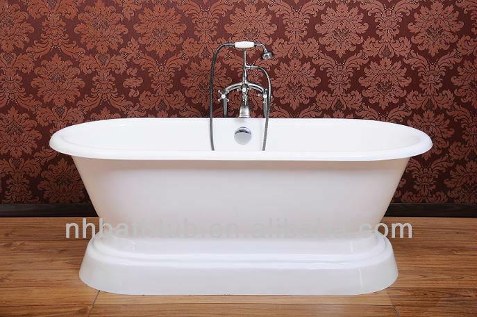freistehende badewanne podest keramik badewanne antike. Black Bedroom Furniture Sets. Home Design Ideas