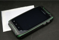 MTK6572 Dual Core Android 4.2 WIFI GPS IP67 Waterproof Smartphone Hummer H1+ dual core 3g smart phone