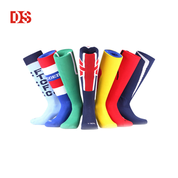 DS-II-1069 knee high athletic socks high athletic socks knee high sports socks