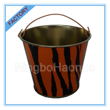 Steel Material Metal Type Small Bucket