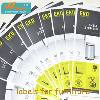 High Quality Custom Kiss Cut Sticker,Custom Logo Sticker, Waterproof Vinyl Sticker Sheet