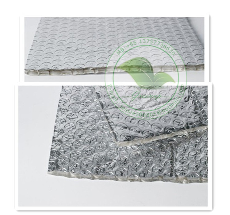 Eco Friendly Waterproof Aluminum Foil Thermal Pallet Cover