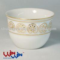 Porcelain Cawa Cup Wwc13019
