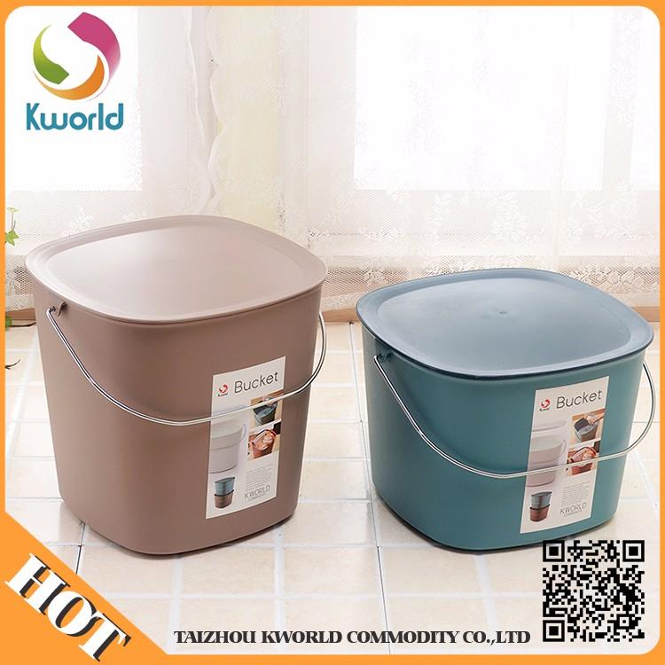 Ucuz 10L Plastik Kova Kullanarak Dayanıklı Ev