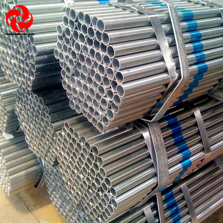 all kind of standard used steel pipe from china tangshan city