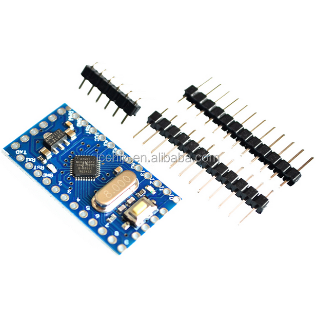 High Quality Pro Mini atmega168 3.3V 8M Arduinos Compatible Nano replace Atmega328