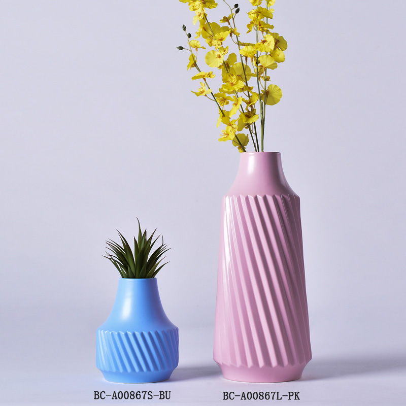 2017 Hot Sell Darchin Hight Quality Ceramic Vases Flower with wholesale Price