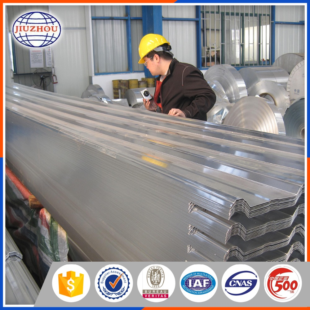 Best Price Online Shopping color coated GI PPGI corrugated roofing sheet