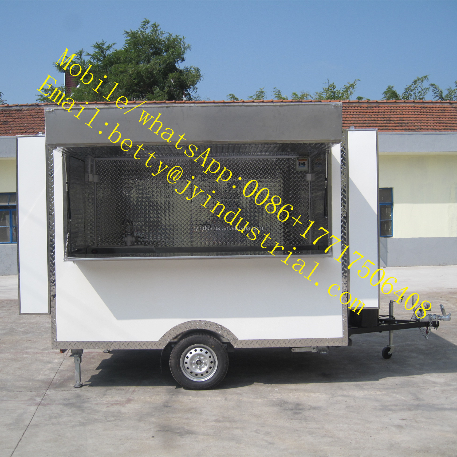 Vintage Food Truck Suppliers And Manufacturers At Alibaba