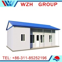 Best selling product SGS testing low cost Luxury house plans/prefab modern houses china supplier