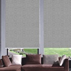 GUDE high quality 100% polyester blackout roller blind fabric