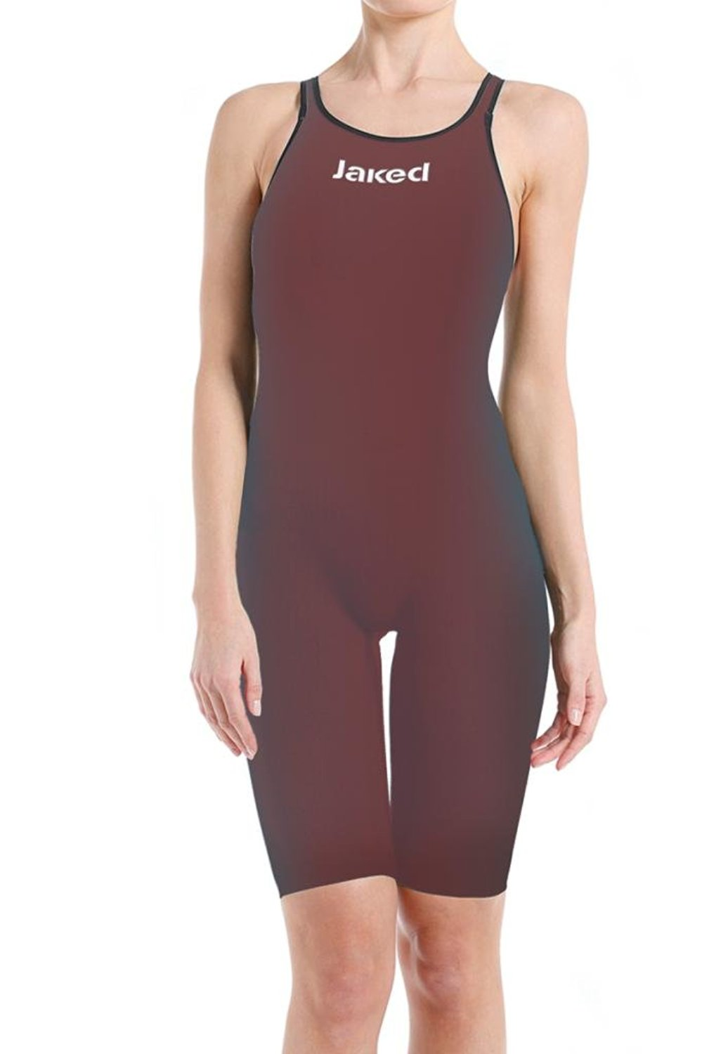 50bde19d51 Get Quotations · Jaked Women's JKATANA OPEN BACK COMPETITION TECHNICAL  SWIMSUIT
