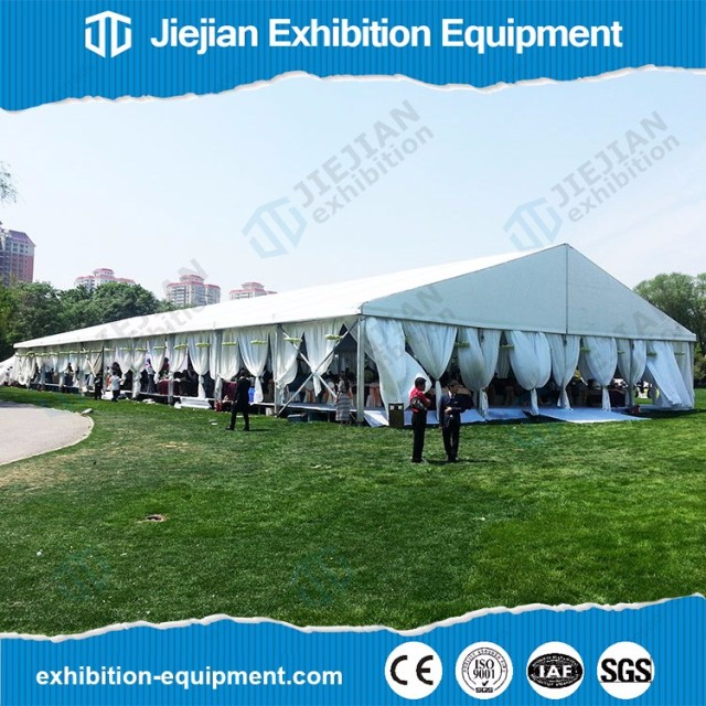10~30m Second Hand Clear Span Marquee Tent for 500 People Events : 10 second tent - memphite.com