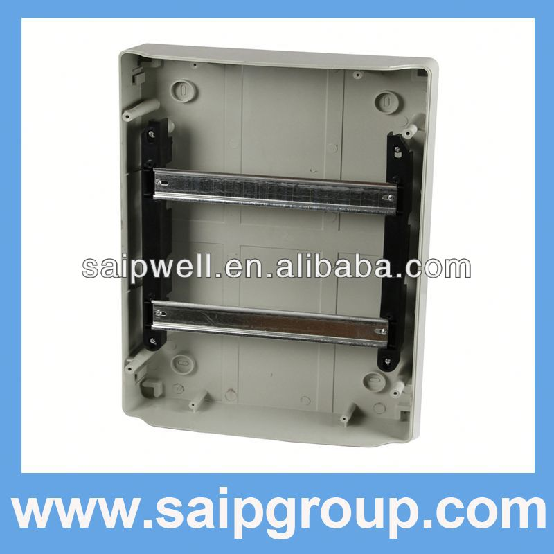 IP65 distribution box outdoor advertising light box display HA-24WAY