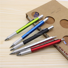 plastic level pen with level and screwdriver, screw driver pen for engineer