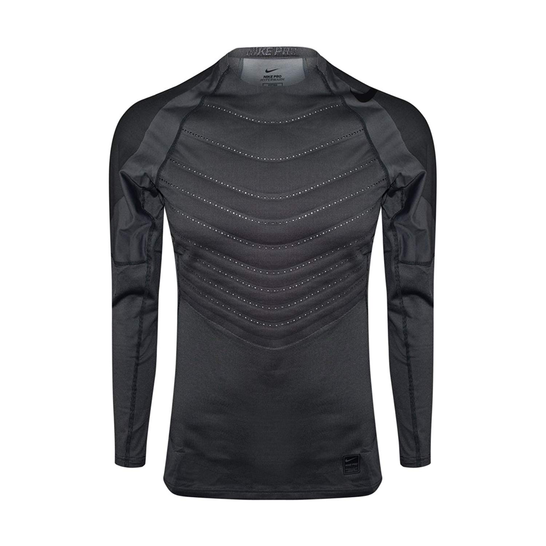 61fb7932 Get Quotations · Nike Mens Pro Hyperwarm Long Sleeve Training Shirt