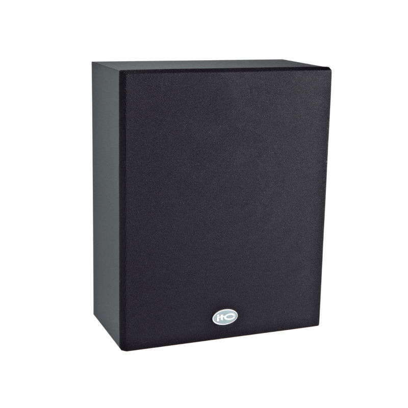 ITC T-601L Best Selling 6W 5 inch PA Wooden Speaker Box Wall Mount, View  wooden speaker box, ITC Product Details from Guangzhou ITC Electronic