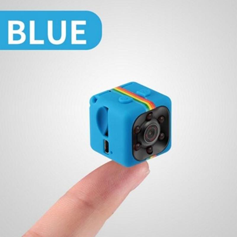 Мини камера SQ11 HD видеокамера ночного видения мини камера 1080P спортивная мини DV видео регистратор обнаружения движения(Китай)